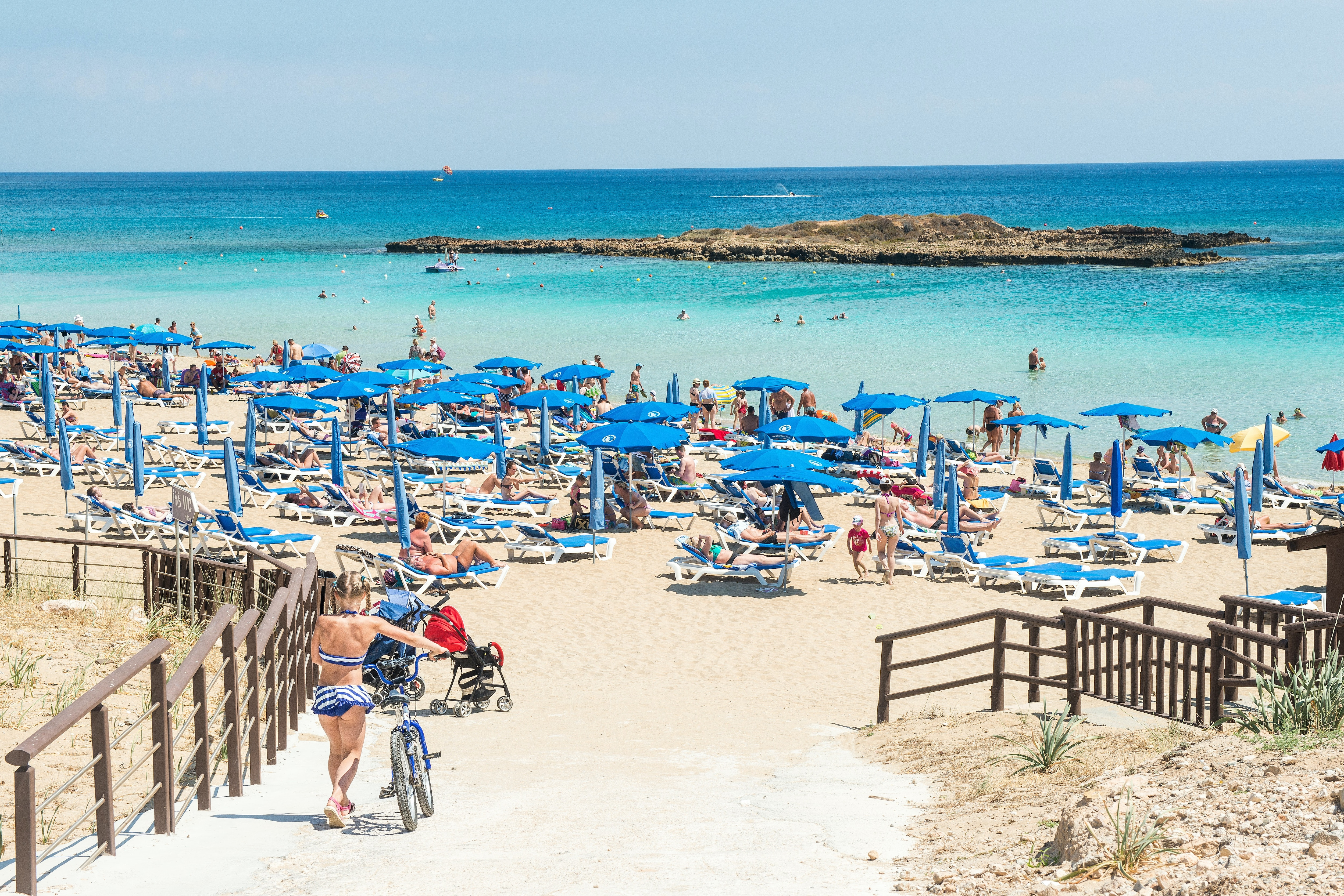 Fig Tree Bay, Kypros, kuva 4/ 36