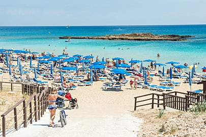 Fig Tree Bay, Kypros, kuva 3/ 15