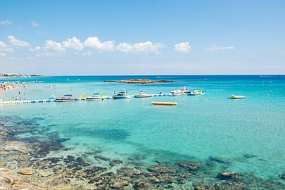 Fig Tree Bay, Kypros, kuva 1/ 15
