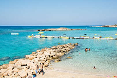 Fig Tree Bay, Kypros, kuva 2/ 15
